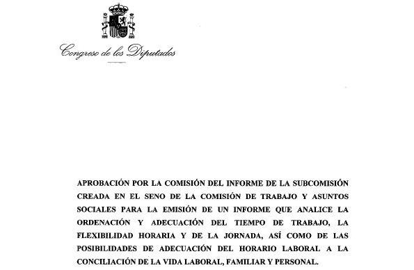 subcomisión conciliación