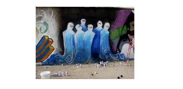 graffitera afgana