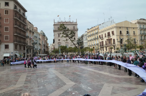 8 M 2015 Valencia